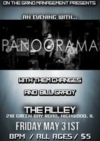 PANOORAMA & THEM CHANGES @ THE ALLEY