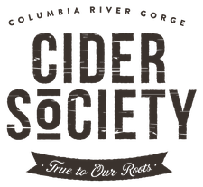 Columbia River Gorge Cider Society logo