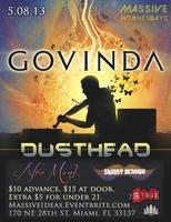 Massive Wednesdays: Govinda/Dusthead