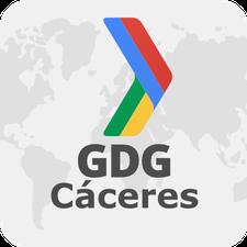 GDG Cáceres logo