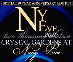 Crystal Gardens New Years Eve 2016