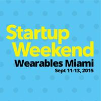 Startup Weekend Wearables and Fashion Tech Global Battl...
