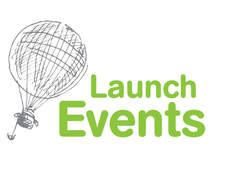 Launch Events North West logo