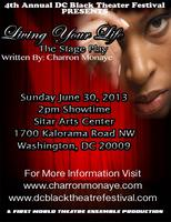 LIVING YOUR LIFE by Charron Monaye
