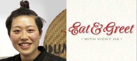Dumplings in the House: Eat & Greet with Vicky Ha