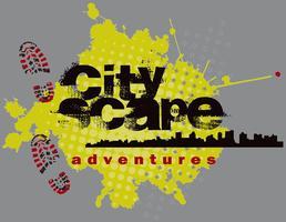 CityScape Scavenger Fun Run - Austin 10.17.2015
