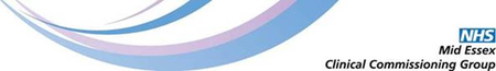 Mid Essex Clinical Commissioning Group (MECCG) Annual...