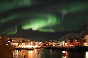 Hurtigruten Cruise Evening