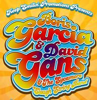 Gans and Garcia (David and Boris that is!)