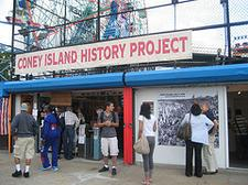 Coney Island History Project logo