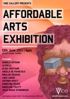 AFFORDABLE ART EXHIBITION | relaunch