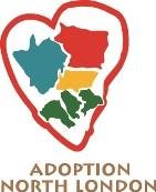 Adoption North London - North Team logo