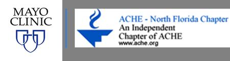 ACHE Reid Baggett Lecture 2015