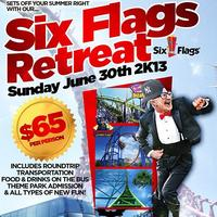 FLAVA KING OF IN DA CLUTCH ENT PRESENTS SIX FLAGS FUN R...