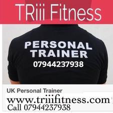 Triii Fitness logo