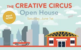 The Creative Circus Open House