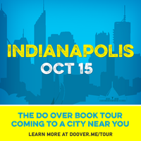 Fall Do Over Tour: Jon Acuff in Indianapolis, IN