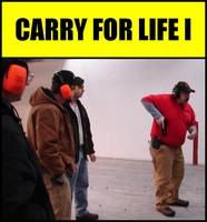 Carry For Life© I - 5:45p to 10p, Oct 8, 2015