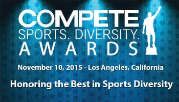 2015 Compete Sports Diversity Awards - Los Angeles/Bel...