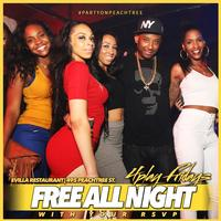 FRIDAY FREE ALL NIGHT- EVILLA LOUNGE