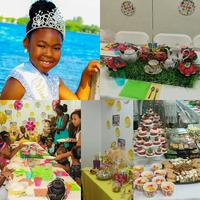 Little First Ladies Tea Party - Tea Time#2