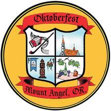 Mount Angel Oktoberfest logo