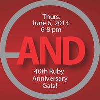 AND's 40th Ruby Anniversary Gala:  Honoring solar partner...