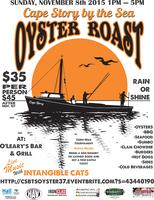 Cape Story By the Sea 37th Annual Oyster Roast