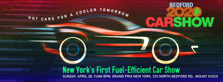 NY's First Electric Car Show & Fleet Vehicle Management