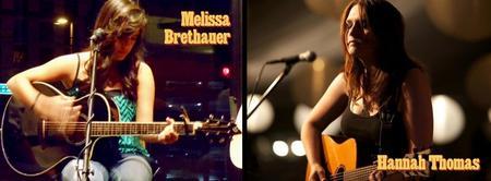 Melissa Brethauer & Hannah Thomas w/ Rebekah Todd