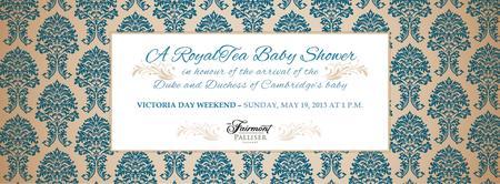 RoyalTea Baby Shower