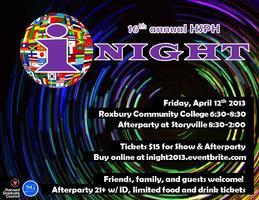 I-Night 2013 DVD