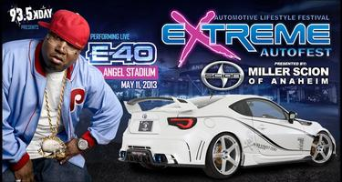Extreme Autofest Afterdark with E-40