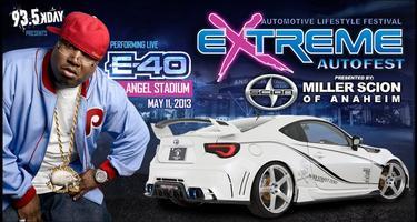 Extreme Autofest Afterdark with E-40