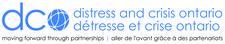 Distress and Crisis Ontario / Détresse et Crise Ontario logo