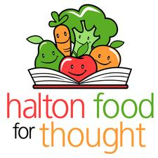 Halton Food for Thought logo