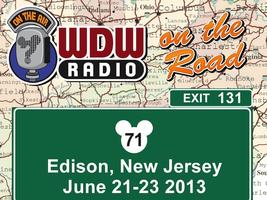 WDW Radio On the Road - New Jersey - June 21-23, 2013