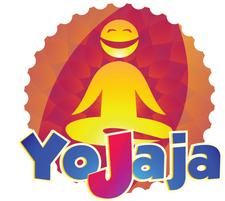 Yoga de la Risa YoJaJa logo