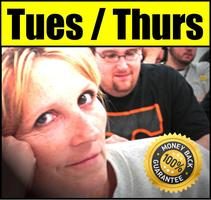 Tues/Thur Two for $90 Handgun Carry Permit Class 5:45P-10P, May...