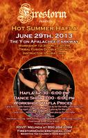 Tribal Fusion Double Swords Workshop and Hot Summer Hafla