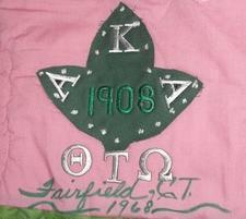 Alpha Kappa Alpha Sorority, Inc. - Theta Tau Omega Chapter logo