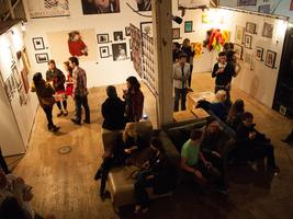 Tuesday Shebeen - An evening of music, art, and wine