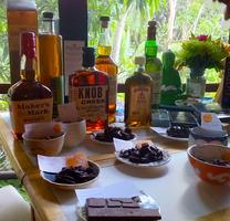 Whiskey and Chocolate Pairing