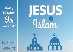 Luncheon & Book Signing: Jesus in Islam