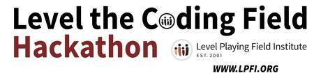 Level the Coding Field Hackathon