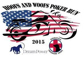 2nd Annual Hoofs and Woofs Poker Run