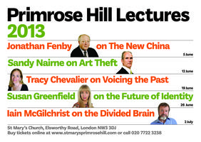 Primrose Hill Lectures 2013 - Susan Greenfield - Future of...