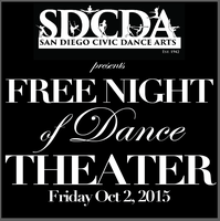2015 Free Night of Dance Theater presented by San...