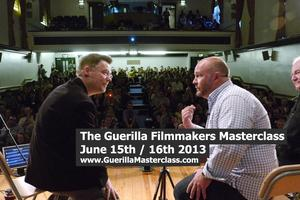 The Guerilla Film Makers Masterclass 2013 - London