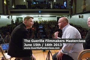 The Guerilla Film Makers Masterclass 2013 - London